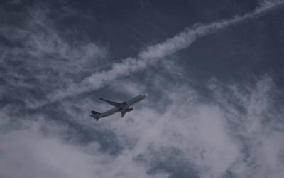 La pandemia y el transporte aéreo