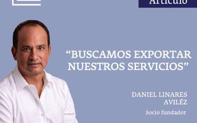 Buscamos exportar nuestros servicios