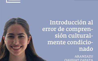 Introducción al error de compresión culturalmente condicionado